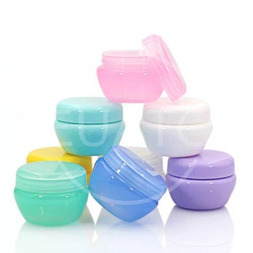 塑膠面霜罐