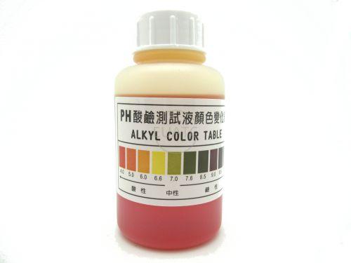 PH 酸鹼測試液 pH Indicator